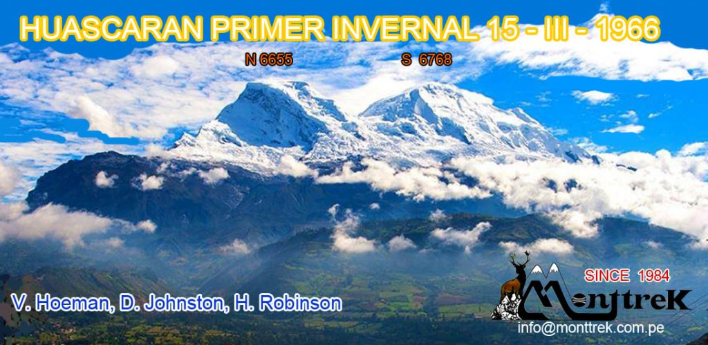 HUASCARAN PRIMER INVERNAL