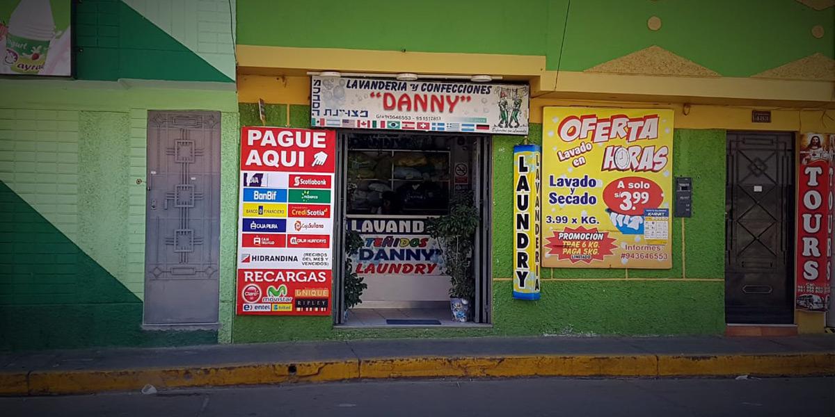 Lavanderia Danny