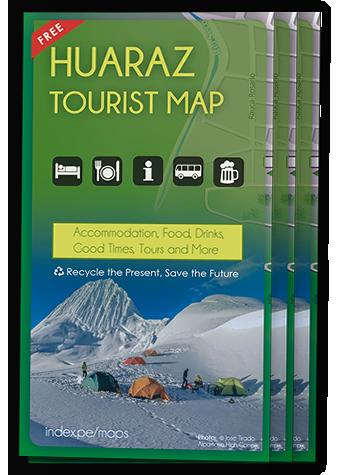 Huaraz Free Maps